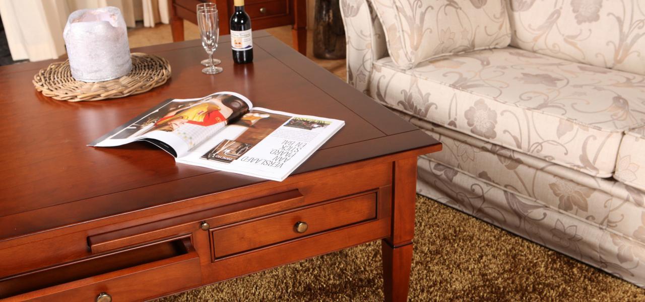 Kersenhouten meubelen for Tweedehands eetkamerstoelen
