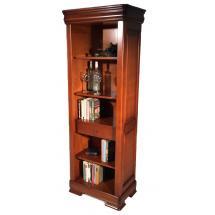 Eiken boekenkastje