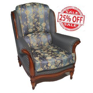 Fauteuil ruitstof