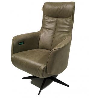 Relax fauteuil Vintage groen
